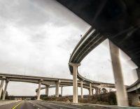 Picture of highway interchanges