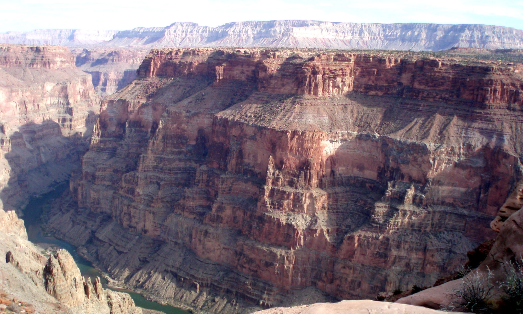 View of Grand Canyon from Toroweap