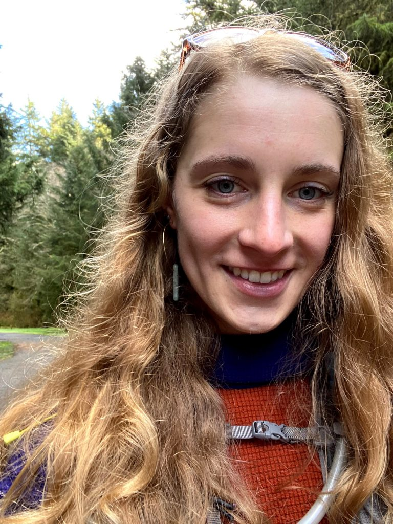 Graduate Student in forest